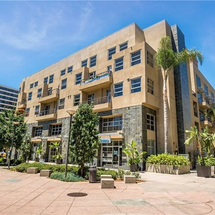 Rent this 2 bed loft on 133 The Promenade North in Long Beach, CA 90802