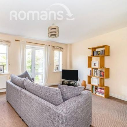 Rent this 3 bed house on Lupin Gardens in Winchester SO22 5AF, United Kingdom