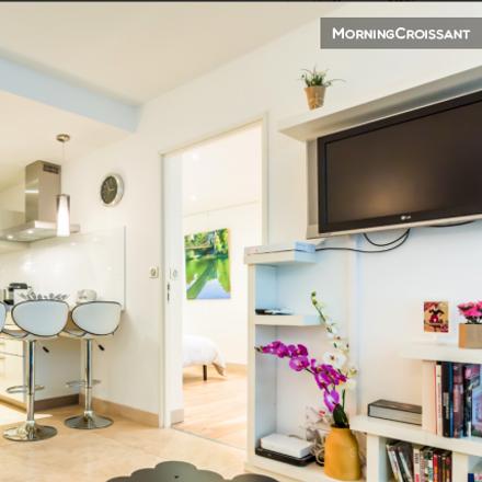 Rent this 1 bed apartment on 5 Rue de Crimée in 69001 Lyon, France