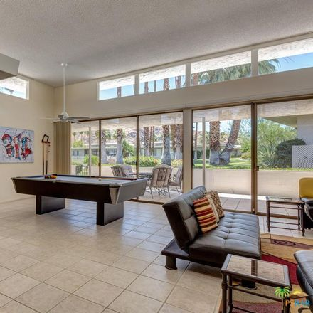 Rent this 2 bed condo on 1533 Canyon Estates Drive in Palm Springs, CA 92264