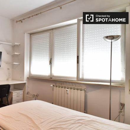 Rent this 3 bed apartment on Officina Plurimarche Crocicchia in Via Luigi Lodi, 00157 Rome RM