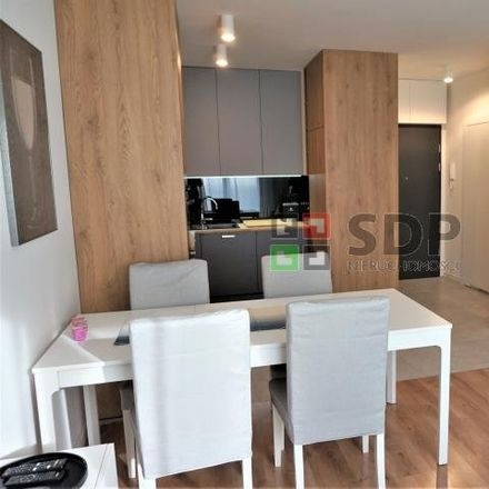 Rent this 2 bed apartment on Most Mieszczański in Romana Dmowskiego, 50-201 Wroclaw