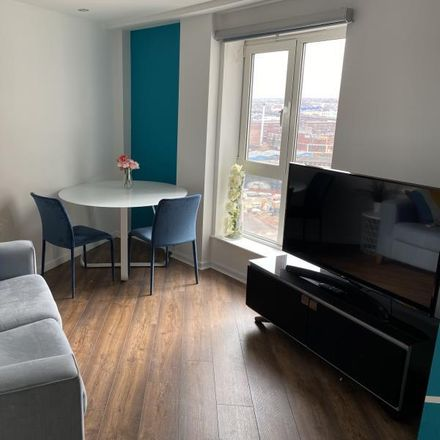 Rent this 2 bed apartment on Hive in 7 Park Street, Birmingham B5 5AB