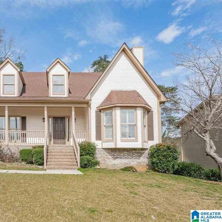 Rent this 4 bed house on 3021 Huntington Trail in Hoover, AL 35216