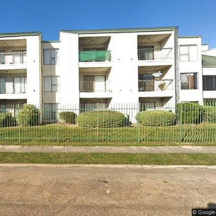 Rent this 1 bed apartment on 2834 South Bartell Drive in Houston, TX 77054