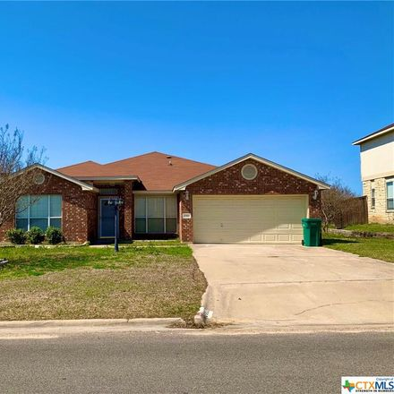 Rent this 4 bed house on 2310 Modoc Drive in Harker Heights, TX 76548
