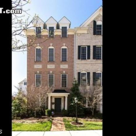 Rent this 4 bed townhouse on 604 Whetstone Glen Street in Gaithersburg, MD 20877
