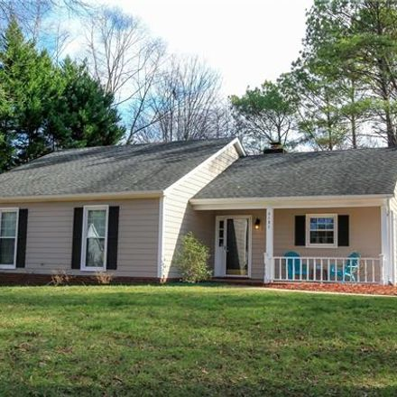 Rent this 3 bed house on 9131 Glisson Court in Charlotte, NC 28210