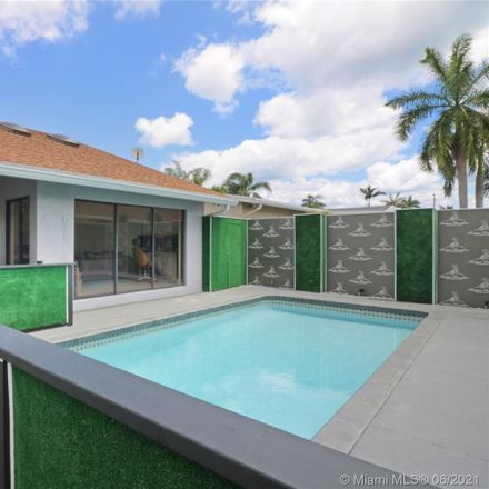 Rent this 3 bed house on Dania in FL, US