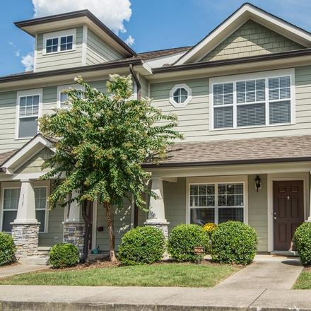 Rent this 3 bed townhouse on Rosedale Avenue in Nashville, TN 37207