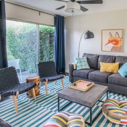 Rent this 2 bed apartment on Scottsdale Fashion Square in 4610 North 68th Street, Scottsdale