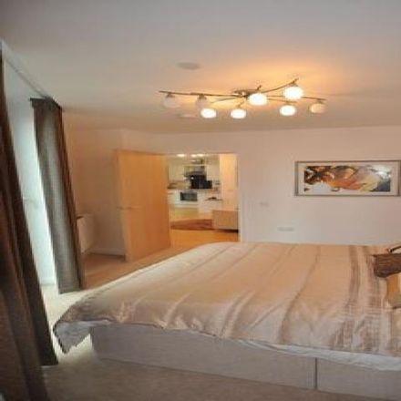 Rent this 1 bed apartment on The Eye in Valentine Bridge, Bristol BS2 0DW