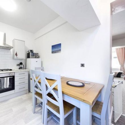 Rent this 3 bed house on Gamlyn Terrace in Penywaun, CF44 9ES