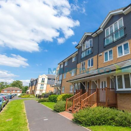 Rent this 4 bed house on 64-88 Wapshott Road in Runnymede TW18 3AD, United Kingdom