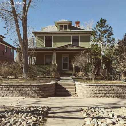 Rent this 4 bed house on N Elizabeth St in Pueblo, CO