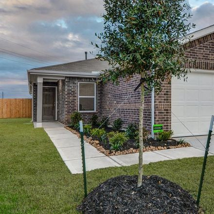 Rent this 3 bed house on Teal Dr in Katy, TX
