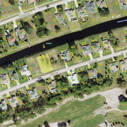 Rent this 0 bed apartment on 469 Rotonda Circle in Rotonda, FL 33947