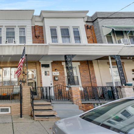 Rent this 3 bed townhouse on 3431 Edgemont Street in Philadelphia, PA 19134