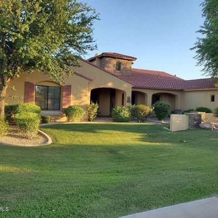 Rent this 4 bed house on 2839 East Jade Place in Chandler, AZ 85286