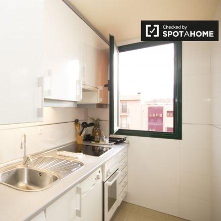 Rent this 2 bed apartment on Antiguo Canódromo de Carabanchel in Calle de la Vía Carpetana, 28001 Madrid