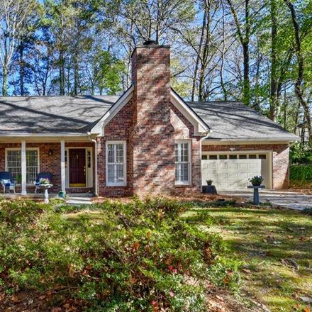 Rent this 3 bed house on 3803 Watkins Place Northeast in Brookhaven, GA 30319