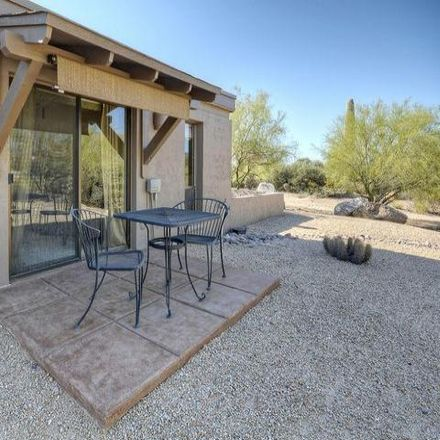 Rent this 3 bed house on 1039 North Boulder Drive in Carefree, AZ 85377