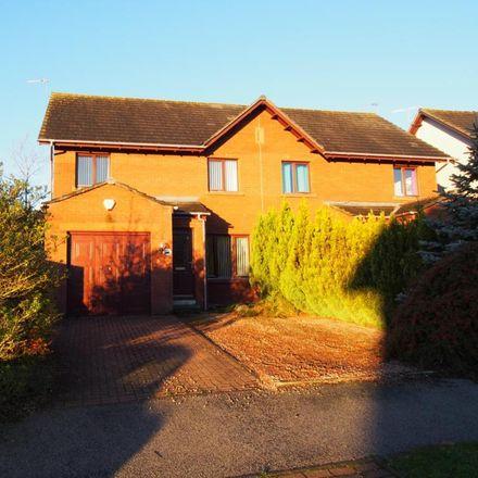 Rent this 3 bed house on 11 Derbeth Park in Aberdeen AB15 8TU, United Kingdom