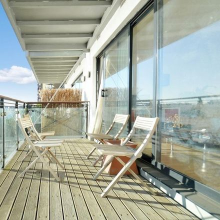 Rent this 2 bed apartment on Block A in 60 Westferry Road, London E14 8JS