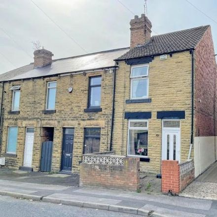 Rent this 2 bed house on Cherry Tree Street in Elsecar, S74 9RG