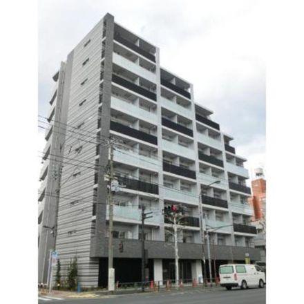 Rent this 0 bed apartment on Myohoji in Koenji, Tokyo