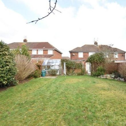 Rent this 3 bed house on Longworth Avenue in West Berkshire RG31 5JX, United Kingdom