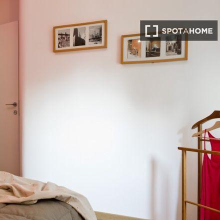 Rent this 2 bed room on Via privata Filippo Tommaso Marinetti in 3, 20127 Milan Milan