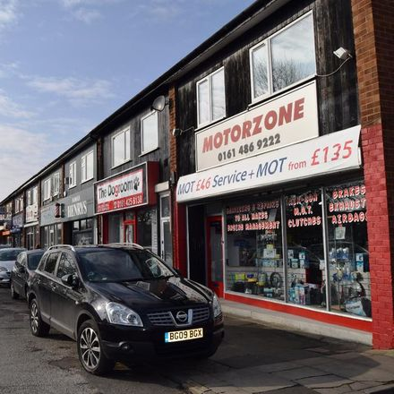 Rent this 3 bed apartment on Turves Road in Stockport SK8 6BZ, United Kingdom