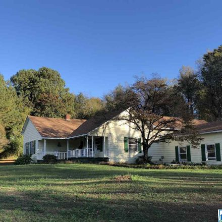 Rent this 3 bed house on 4893 Bud Holmes Road in Pinson, AL 35126