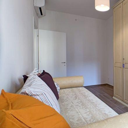 Rent this 1 bed apartment on Via Giuba in 20132 Milan Milan, Italy