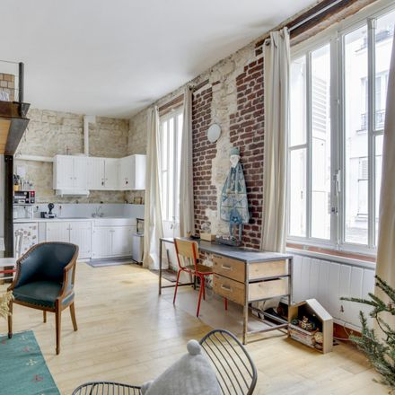 Rent this 0 bed apartment on 15 Rue des Plâtrières in 75020 Paris, France