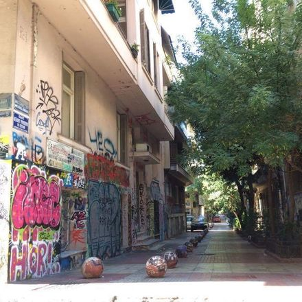 Rent this 1 bed room on Andrea Metaxa 12 in Athina 106 81, Grecia