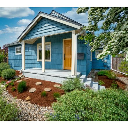 Rent this 3 bed house on 9659 Southeast Ellis Street in Portland, OR 97266