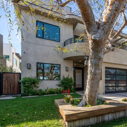 Rent this 4 bed apartment on N Sweetzer Ave in Los Angeles, CA