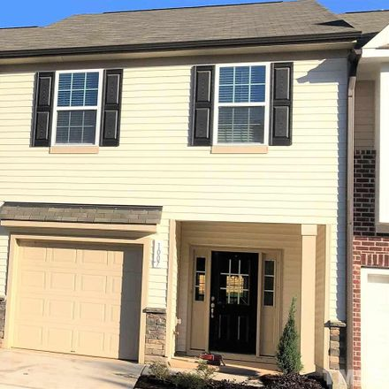 Rent this 3 bed townhouse on Amber Pl in Durham, NC