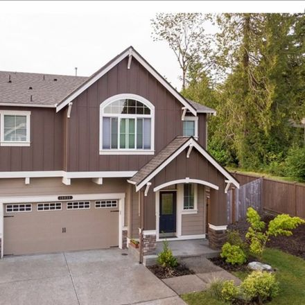 Rent this 4 bed house on SE 178th Pl in Renton, WA