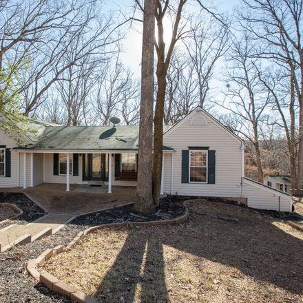 Rent this 4 bed house on 18540 Dogwood Acres Lane in Wildwood, MO 63005
