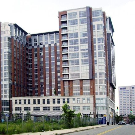 Rent this 1 bed condo on Marin Blvd in Jersey City, NJ