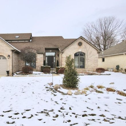 Rent this 3 bed house on Deerwood Dr in Macomb, MI