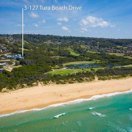 Rent this 3 bed townhouse on 3/127 Tura Beach Drive