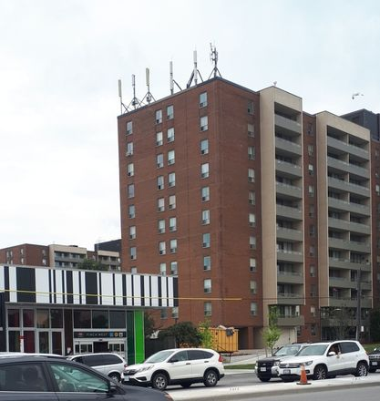 Rent this 2 bed apartment on 9 Four Winds Drive in Toronto, ON M3J 1V6