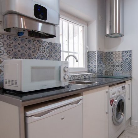 Rent this 1 bed apartment on Calle de Zabaleta in 28001 Madrid, Spain