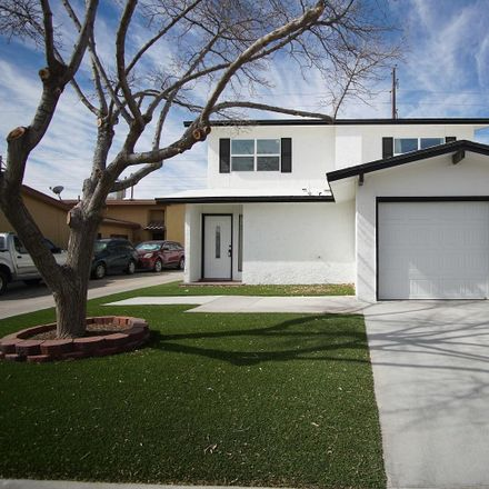 Rent this 2 bed apartment on 2509 Red Sails Drive in El Paso, TX 79936