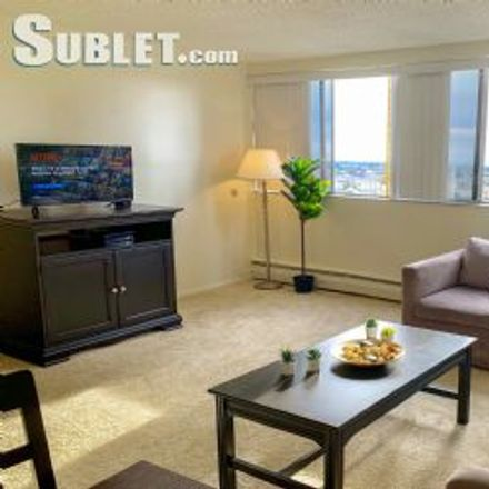 Rent this 1 bed apartment on Barrington Plaza in 11740 Wilshire Boulevard, Los Angeles