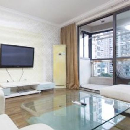 Rent this 3 bed apartment on Suzhou River in 上海外环高速X, Changning District